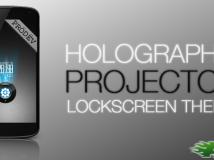 GO鎖屏主题Projector Go Locker theme v1.00 付費版