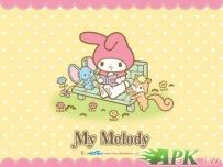 美樂蒂 My-Melody-Wallpaper [1024X768] [18P]