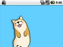 Rolling dog LWP02 V2.0 (翻滾的狗動態桌布) 已付費版