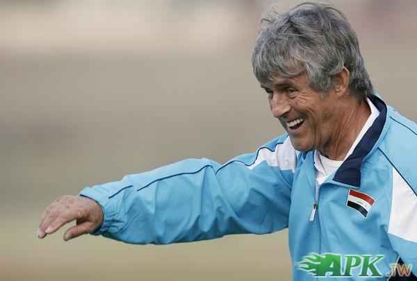 世足赛\/前中国总教练 米卢:亚洲人不适合踢足球